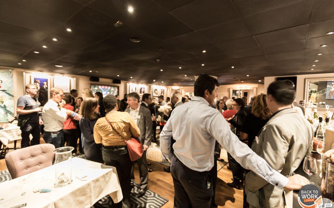 Mardi 6 mars – 7è édition de la soirée Networking Grand Genève